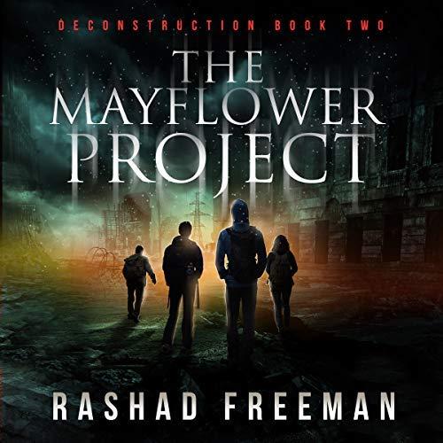 The Mayflower Project by Rashad Freeman
